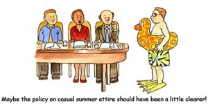 summer-dress-code-policy