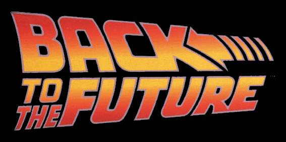 back to the future logo vector - image mag